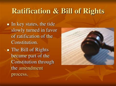 what section of the constitution is the bill of rights ppt u s history powerpoint presentation id 6955215