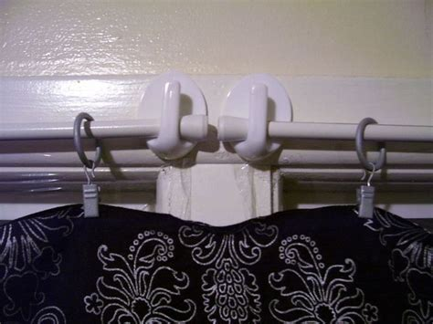 Hanging Curtains With Command Hooks 30 Insanely Genius Diy Cing Hacks