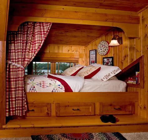 built  dormer bed