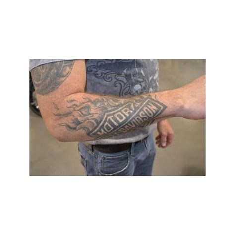 1 harley davidson forearm tattoos google search