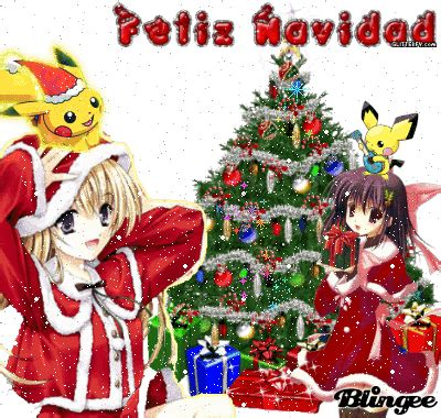 imagenes navidad anime navidad anime picture 131010481 blingee com