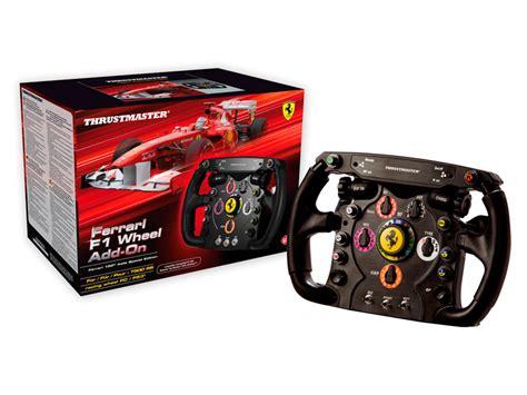 volanti f1 thrustmaster f1 add on racesturen playseat