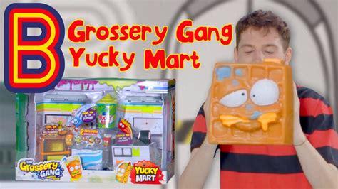 the grossery inside the yucky mart seek and find books grossery yucky mart explorer