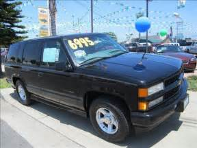 2000 tahoe limited for sale in california autos post