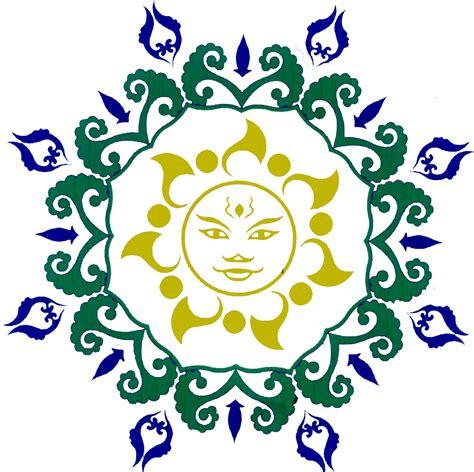 kompepar kabupaten garut makna arti logo kompepar