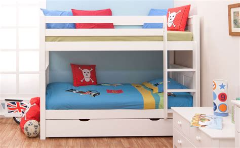 Stompa Classic Bunk Bed Stompa Classic White Bunk Bed Only 163 399 99 Furniture Choice