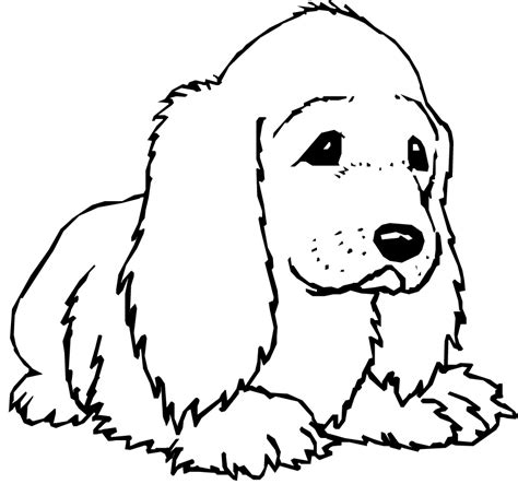 dog images coloring pages realistic dog coloring pages coloring home