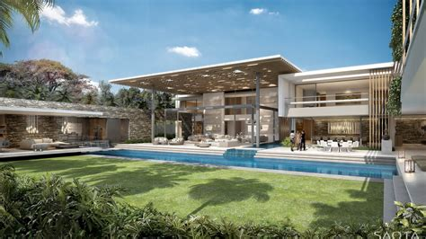 ultra modern house situated in geneva switzerland 30 yet to be built modern dream homes by saota part 1