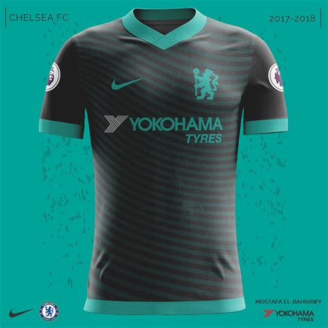 Jersey Bola Chelsea Home Nike New 2017 2018 Grade Ori image gallery new nike 2018