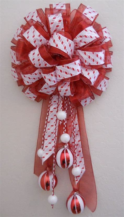 how to make the perfect christmas bow 170 best how to make a bow images on