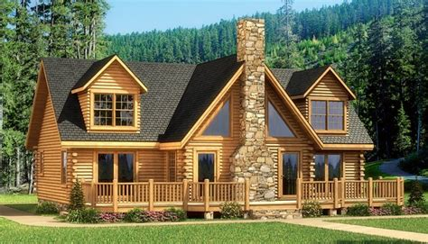 log cabin plans and prices log homes floor plans