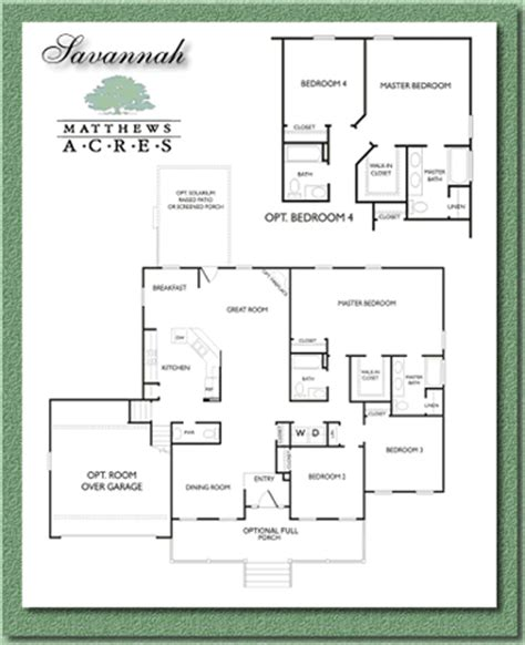savannah floor plan 28 savannah floor plan custom home o donnell homes