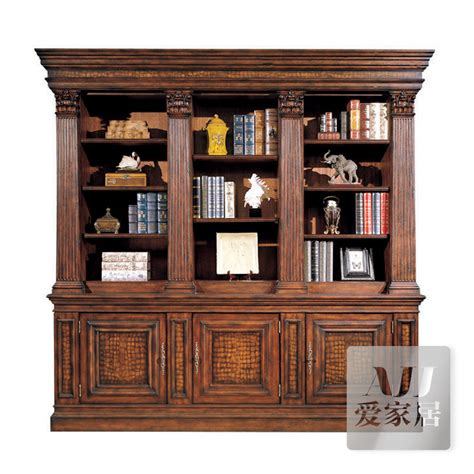 free shipping kaya american bookcase american style door