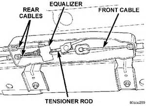 Jeep Brake System Diagram E Brake Lines After Lift Cherokeexj