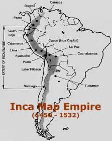 Inca empire archaeological sites the ruins of the inca empire