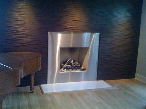metal fireplace surrounds metal fireplace surround kit fireplace design ideas