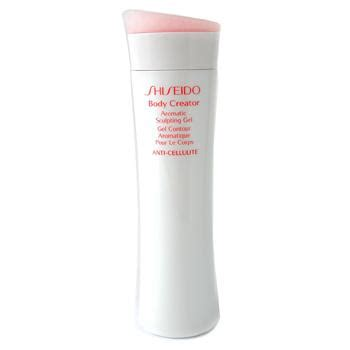 Shiseido Aromatic Sculpting Concentrate Anti Cellulite by Creator Aromatic Sculpting Gel Anti Cellulite By
