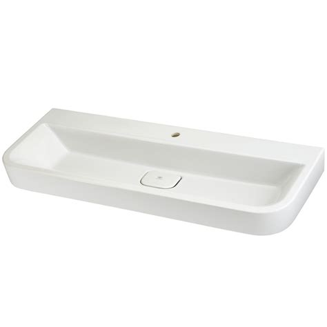 double faucet trough bathroom sink sinks amazing trough sinks with two faucets long bathroom sink with two faucets