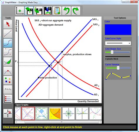 graphing software graph generator for economics 28 images economics