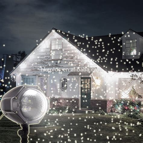 christmas led falling snow lights christmas led falling