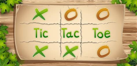 tic tac toe for your android 187 android 365 free android