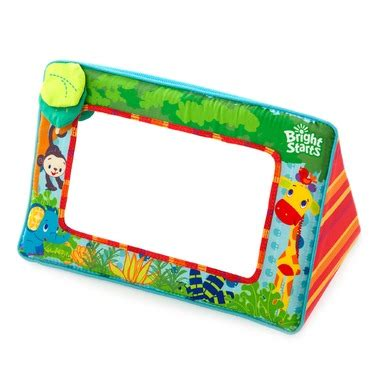 bright starts sit see safari floor mirror reviews in toys chickadvisor