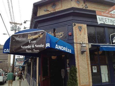 andreas ristorante andreas restaurant providence 268 thayer st college