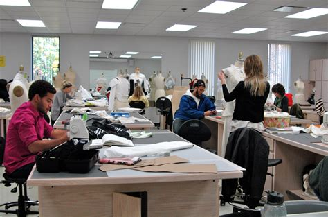 fashion design degree from home renovated space expands opportunity for textiles clothing