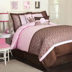 brown and pink bedroom pink and brown bedding webnuggetz com