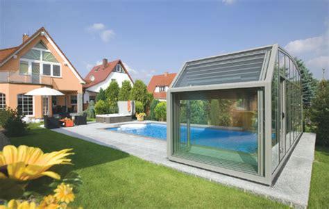 Gartengestaltung Mit Pool 2010 by Unter Dach Und Fach Schwimmbad Zu Hause De