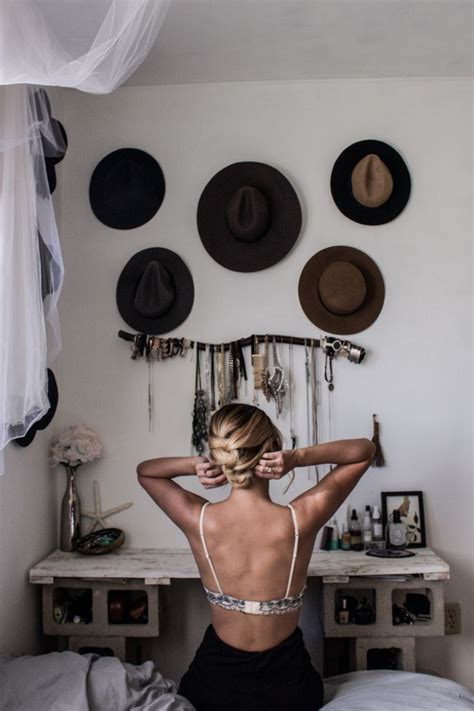 best 25 hanging hats ideas on hang hats diy