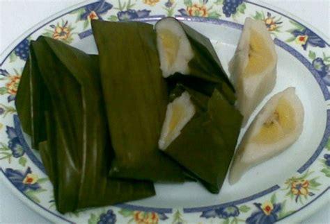 cara membuat kue nagasari isi pisang jajanan khas lombok angkasa lombok tour and travel