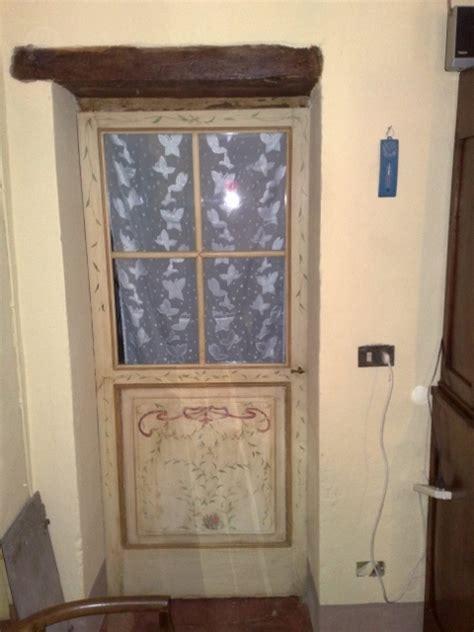 porta decorata porte decorate