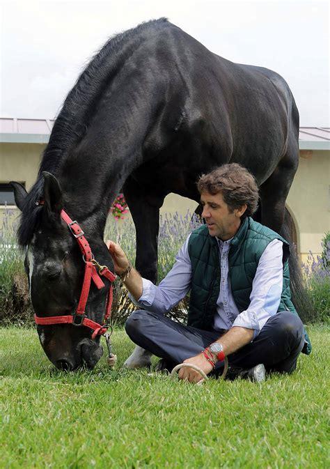 cuadra de pablo hermoso rejoneo muere cagancho el legendario caballo de
