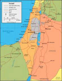 Map Of Middle East Israel by Middle East Maps Israel And Palestine Map World