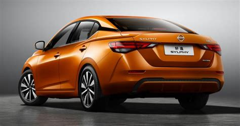 2019 nissan sylphy all new nissan sylphy unveiled at 2019 auto shanghai