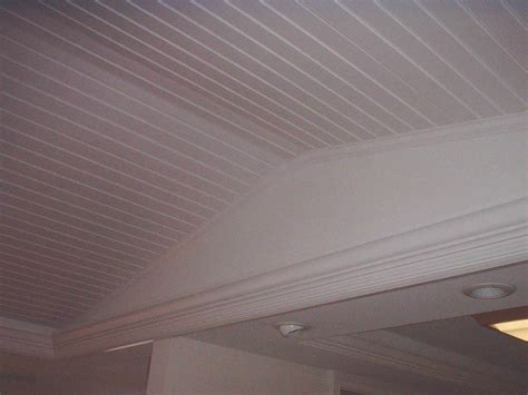 Wainscoting On Ceiling by Beadboard Ceiling For The Home