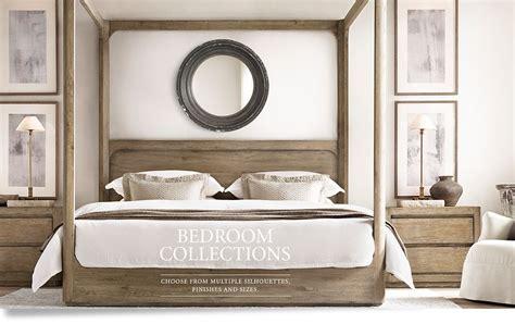 restoration hardware dog bed bedroom collections rh