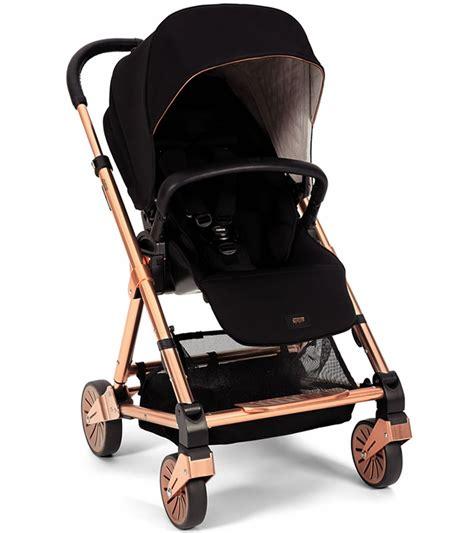 Mamas Papas Signature Edition Urbo 2 mamas papas urbo 2 stroller signature edition black gold
