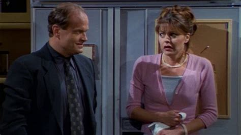 frasier kenny on the couch watch frasier season 6 episode 18 taps at the montana