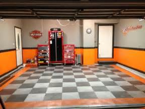 cool garage designs cool garage paint ideas garage design ideas and more recent harley davidson garage paint