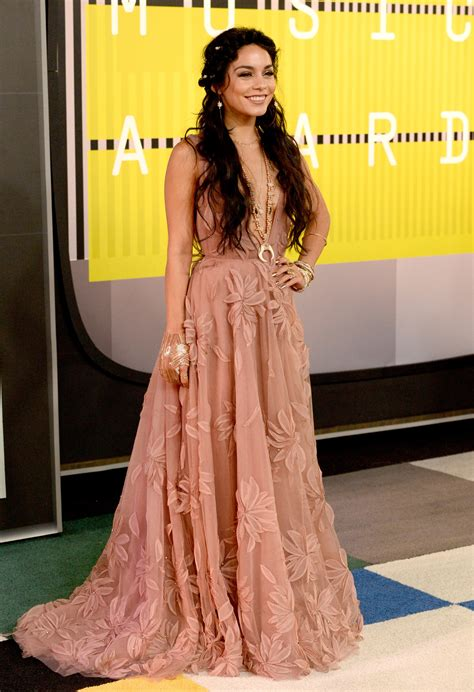 Vanesha Dress hudgens s carpet style vogue