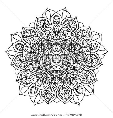 kaleidoscope pattern tattoo kaleidoscope prism stock images royalty free images