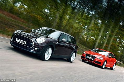 Audi A3 Sportback Family Car by Audi S A3 Sportsback Vs New Mini Clubman Daily Mail