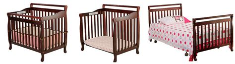 Convertible Crib To Bed On Me 3 In 1 Portable Convertible Crib 109 33 Shipped The Savvy Bump