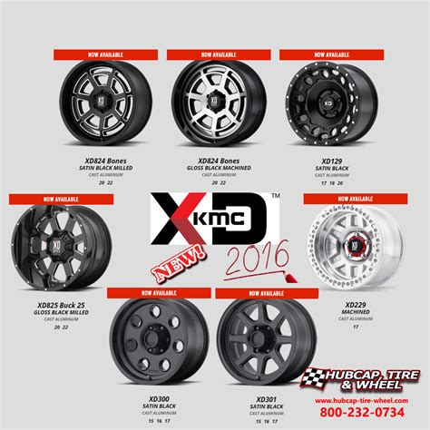 new year wheel 2016 all new 2016 kmc xd series wheels and
