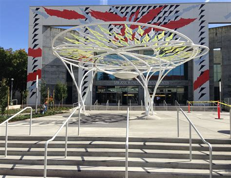 hair product convention san jose ornamental metals and railings convention center trex