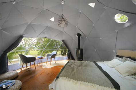 dome home interior design create your own backyard geodesic dome with f dome s super affordable diy kits inhabitat