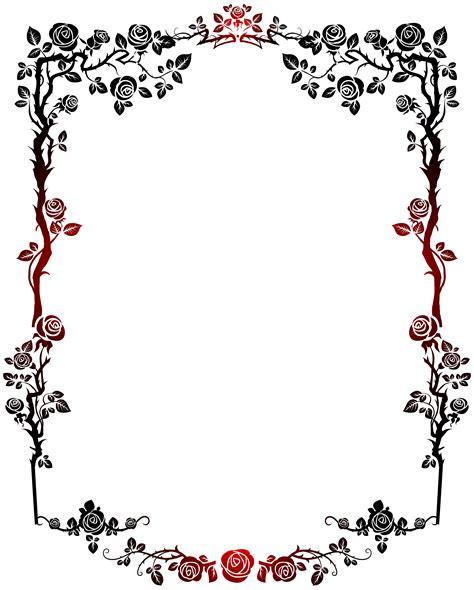 clipart frame decorative clip frames clipground