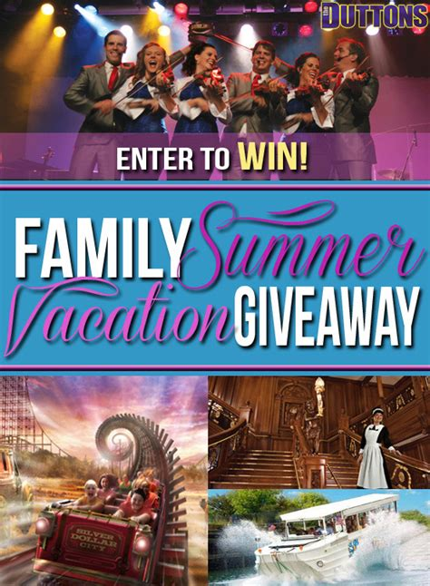 Family Vacation Giveaways - family summer vacation giveaway the dating divas